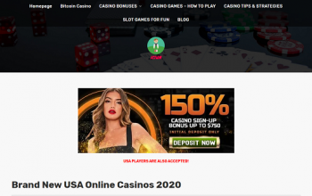 brand new online casinos usa.