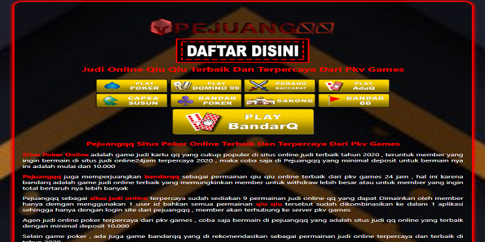 Trusted online casino agents in Indonesia